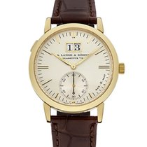 A. Lange & Söhne Langematik 308.021 Very good Yellow gold 37mm Automatic