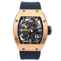 Richard Mille pre-owned Automatic 48mm Transparent Sapphire crystal 5 ATM