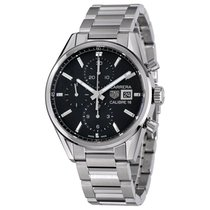 TAG Heuer CBK2110.BA0715 Steel Carrera Calibre 16 41mm pre-owned United States of America, New York, Greenvale