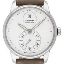 Union Glashütte Seris Steel 36mm White