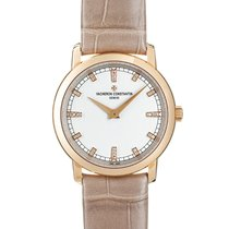 Vacheron Constantin Patrimony Rose gold 30mm Silver