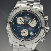 Breitling Colt Chronograph Steel 41mm Blue No numerals United States of America, Arizona, Scottsdale