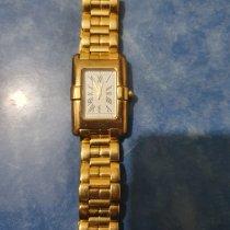 Yves Saint Laurent Gold/Steel 38mm Quartz 01-04967 pre-owned