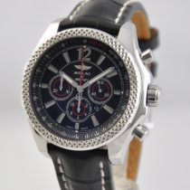 Breitling Bentley Barnato new Automatic Chronograph Watch with original box and original papers A4139024/BB82
