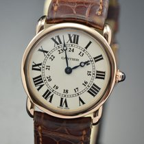 Cartier Ronde Louis Cartier Rose gold 29mm Silver Roman numerals United States of America, Arizona, Scottsdale