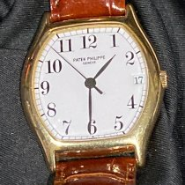 Patek Philippe Yellow gold 34mm Automatic 5030J pre-owned