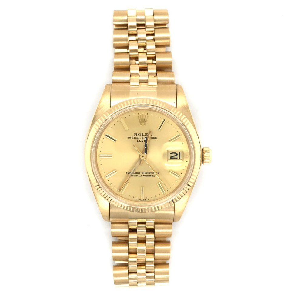 Rolex Oyster Perpetual Date 1503 1976 pre-owned