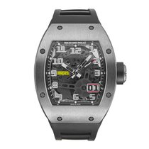 Richard Mille RM 029 Titanium 39mm Transparent Arabic numerals United States of America, New York, New York