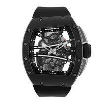 Richard Mille RM 061 Carbon 42mm Transparent No numerals United States of America, New York, New York