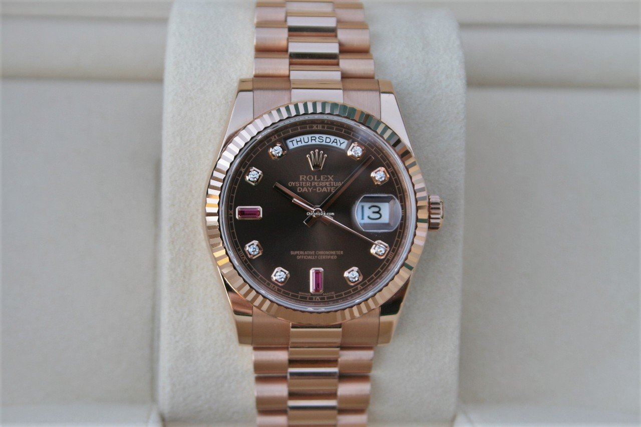 Rolex (ロレックス) デイデイト 36 118235 新品