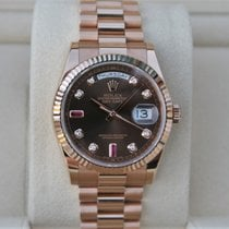 Rolex Day-Date 36 new Automatic Watch with original box and original papers 118235