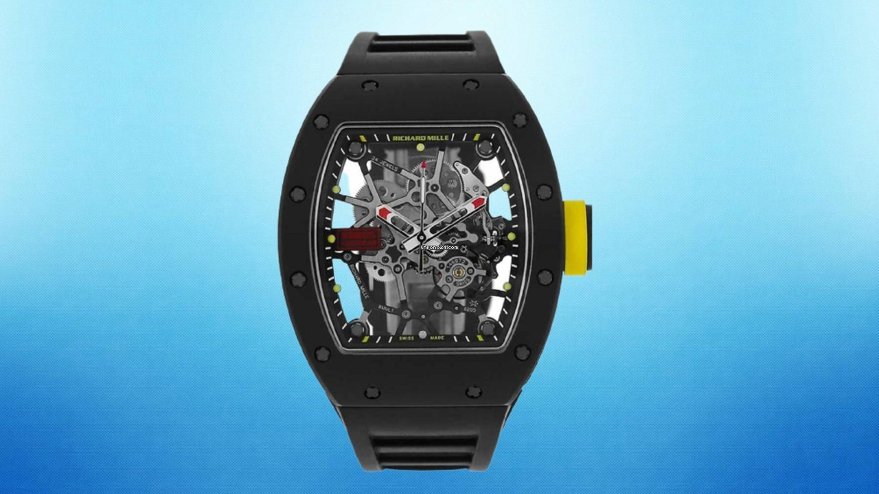 Richard Mille RM 035 RM35 2016 новые