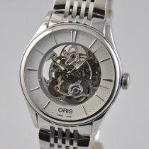 Oris Artelier Skeleton Steel 40mm Transparent United States of America, Ohio, Mason