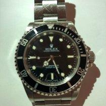 Rolex Submariner (No Date) 14060 Очень хорошее Сталь 40mm Автоподзавод
