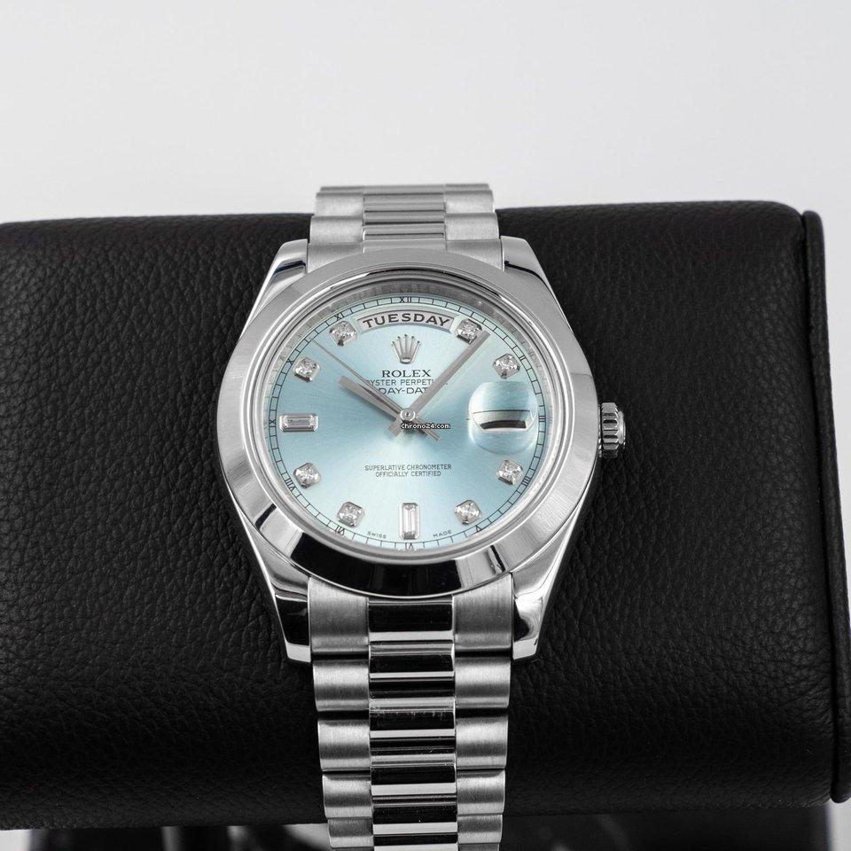 Rolex (ロレックス) デイデイト II 218206 新品