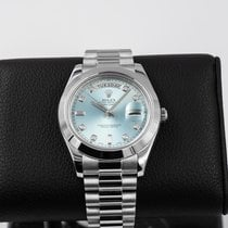 Rolex Day-Date II new Automatic Watch with original box and original papers 218206