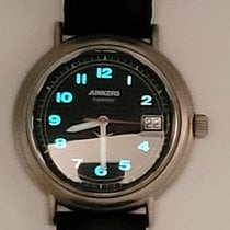 Junkers Steel 36mm Automatic pre-owned