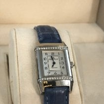 Jaeger-LeCoultre Women's watch Reverso (submodel) 21mm Quartz pre-owned Watch with original box and original papers 2006