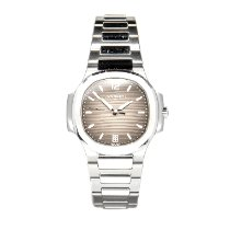 Patek Philippe Nautilus Steel 35.2mm Grey