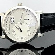 A. Lange & Söhne Lange 1 new Manual winding Watch with original box and original papers 191.039