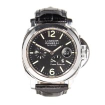 Panerai Luminor Power Reserve Steel 44mm Black Arabic numerals United States of America, Arizona, Scottsdale