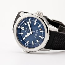 IWC Aquatimer Automatic Steel 42mm Blue No numerals United States of America, New Jersey, Oradell