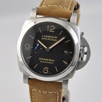 Panerai Luminor Marina 1950 3 Days Automatic Steel 44mm Black Arabic numerals United States of America, Ohio, Mason