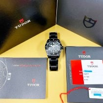 Tudor Black Bay Dark pre-owned 41mm Black Steel