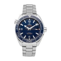 Omega Seamaster Planet Ocean Steel 43.5mm Blue United States of America, Pennsylvania, Bala Cynwyd