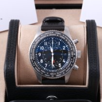 IWC Pilot Chronograph Steel Black Arabic numerals United States of America, California, Los Angeles