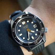 Seiko Prospex Steel Black No numerals United States of America, Illinois, Chicago