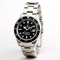 Rolex 16610 Steel 2004 Submariner Date 40mm pre-owned United States of America, Florida, Winter springs