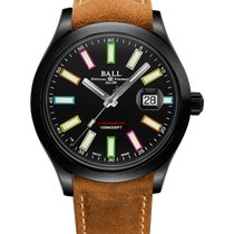 Ball Engineer II Titanium 43mm Black No numerals United States of America, New Jersey, River Edge