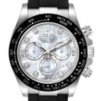 Rolex 116519 Or blanc 2020 Daytona 40mm occasion