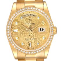 Rolex 118348 Yellow gold 2000 Day-Date 36 36mm pre-owned United States of America, Georgia, Atlanta