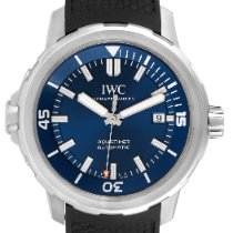 IWC Aquatimer Automatic Steel 42mm Blue