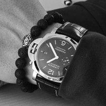 Panerai Luminor Marina 1950 3 Days Automatic neu 2020 Automatik Uhr mit Original-Box und Original-Papieren PAM 01312