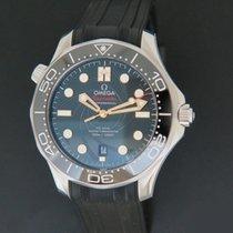 Omega Seamaster Diver 300 M 21022422001004 Новые Сталь 42mm Автоподзавод