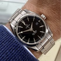 Omega Seamaster Aqua Terra Steel 36mm Black United Kingdom, Norwich