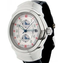 Versace pre-owned Automatic 38mm White Sapphire crystal