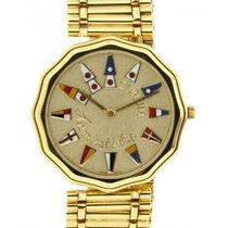 Corum Admiral's Cup (submodel) nuevo Cuarzo Reloj con estuche y documentos originales 6481056