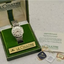 Jaeger-LeCoultre Master Memovox new Manual winding Watch with original box and original papers E11 013
