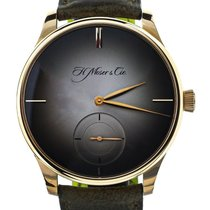 H.Moser & Cie. Rose gold 43mm Manual winding 2327-0408 pre-owned United States of America, Illinois, BUFFALO GROVE
