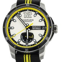 Chopard Grand Prix de Monaco Historique Titanium 44.5mm White United States of America, Illinois, BUFFALO GROVE