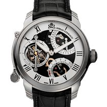 Lebeau-Courally Platinum 43mm Manual winding Lebeau-Courally pre-owned