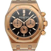 Audemars Piguet 26331OR.00.1220OR.02 Rose gold 2020 Royal Oak Chronograph 41mm pre-owned United States of America, New York, New York