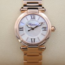Chopard 384319-5002 Rose gold Imperiale 29mm new