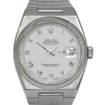 Rolex Datejust Oysterquartz Steel 36mm White No numerals United Kingdom, London