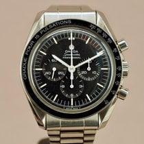 Omega Speedmaster Professional Moonwatch Steel 42mm Black No numerals Finland, Helsinki