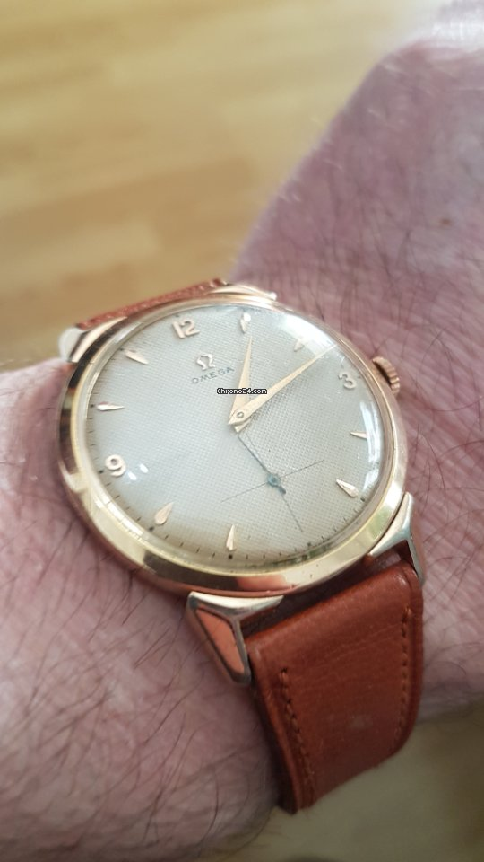 Omega 2713-4 1954 pre-owned